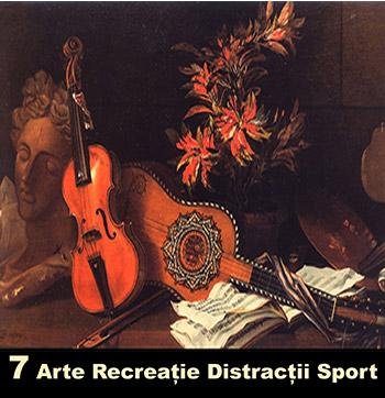 Arte, Recreație, Distracții, Sport