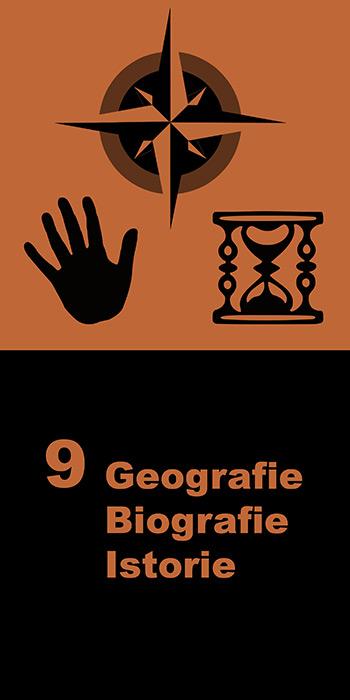 Geografie, Biografie, Istorie