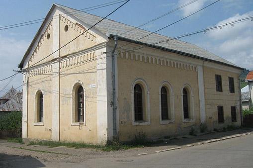 Sinagoga din Gura Humorului