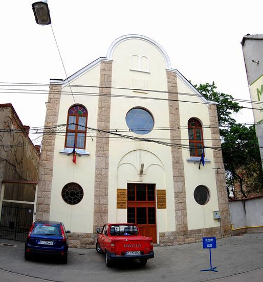 Sinagoga Sas Hevra din Cluj-Napoca