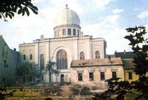 Oradea – Sinagoga Neologă