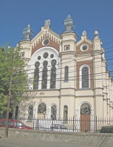 Oradea – Sinagoga ortodoxă
