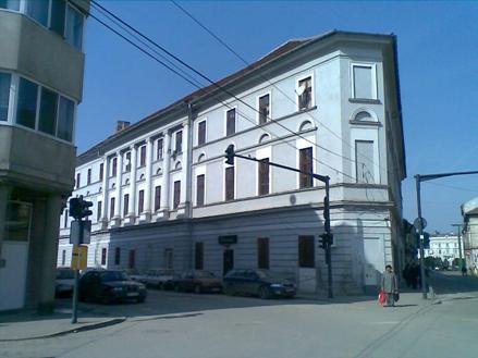 Arad – Sinagoga Neologă