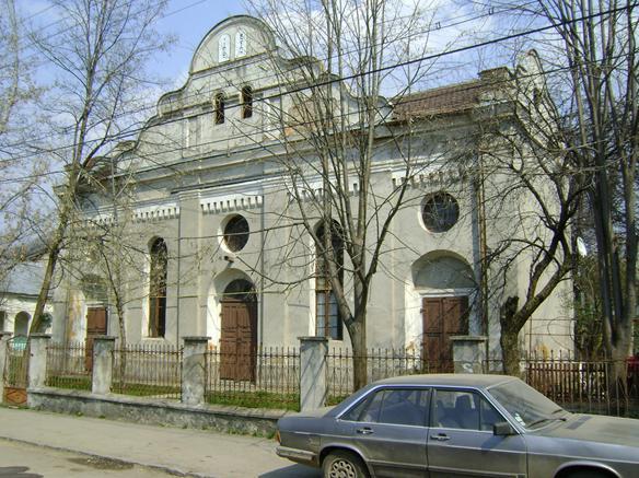Sinagoga din Baia Mare