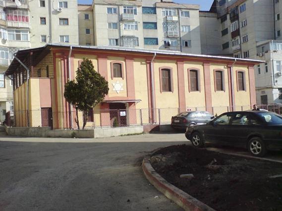 Sinagoga Mare din Botoșani