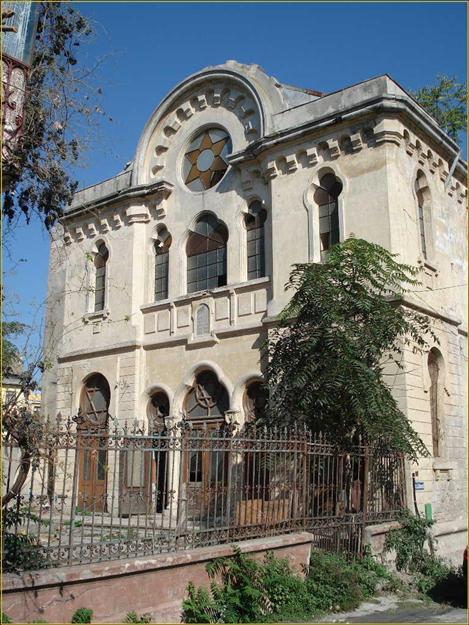 Sinagoga Mare din Constanța