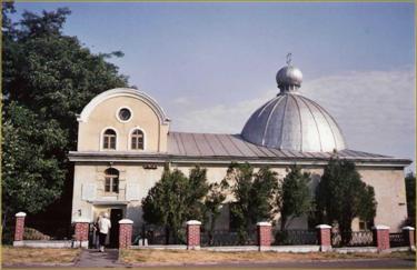 Sinagoga Mare din Iași
