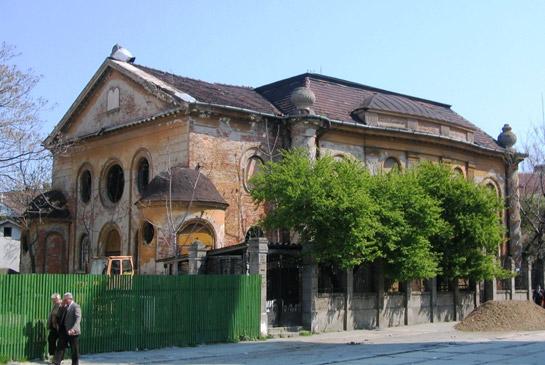 Sinagoga Ortodoxă de pe Strada Primăriei din Oradea
