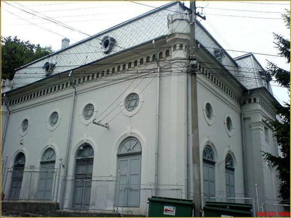 Sinagoga Leipziger din Piatra Neamț