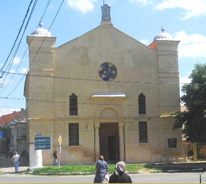 Sinagoga din Șimleul Silvaniei