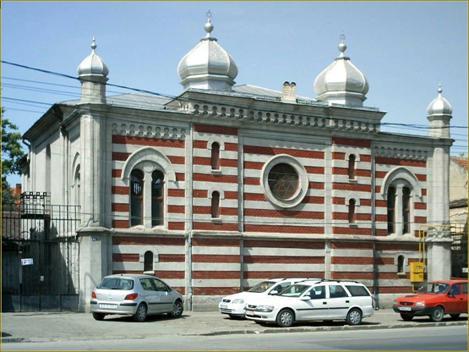 Timișoara, Templul din Iosefin