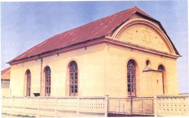 Sinagoga Mare din Beiuș