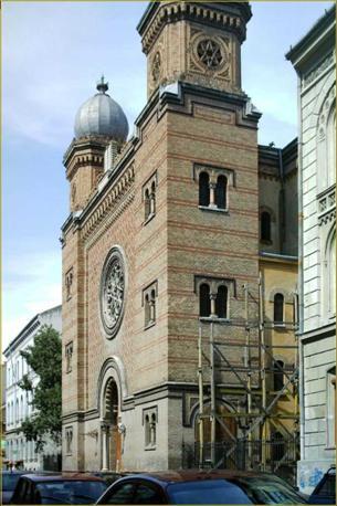 Sinagoga din Cetate, Timișoara