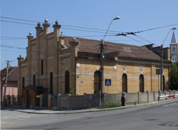 Sinagoga din Mediaș
