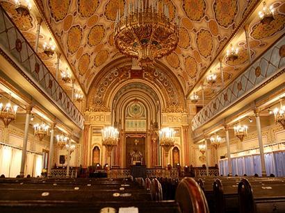 Sinagoga Mare din București