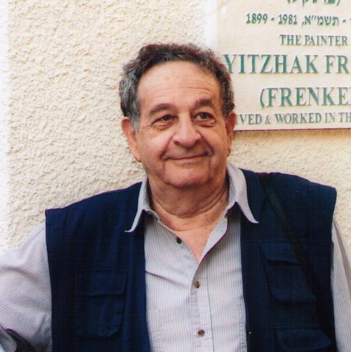 Eliezer Frenkel