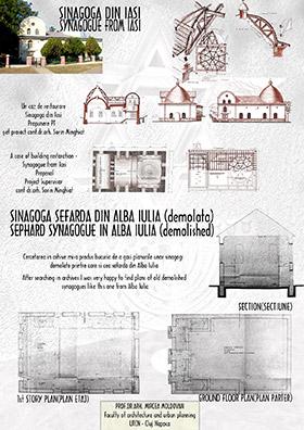 Sinagoga din Iasi, Sinagoga din Alba Iulia