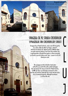 Sinagoga de pe Strada Croitorilor
