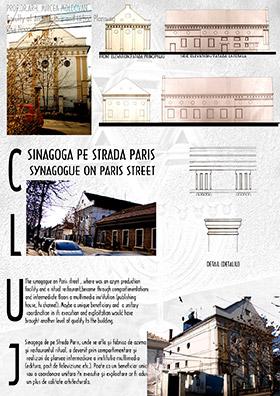 Sinagoga pe Strada Paris